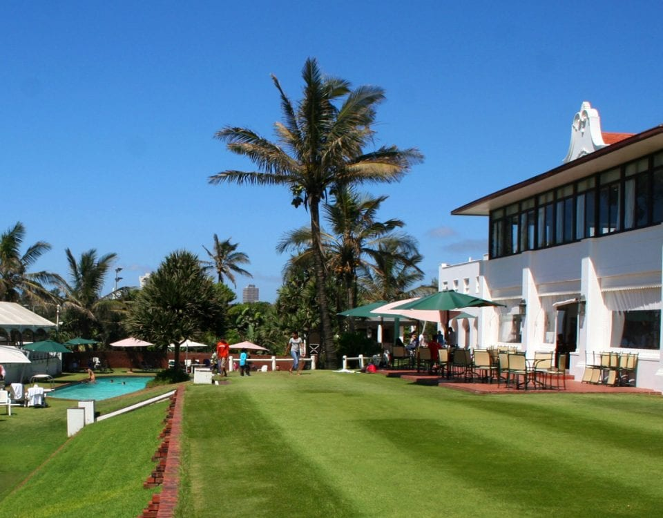 The Durban Country Club: Beside Still Waters Boutique Hotel