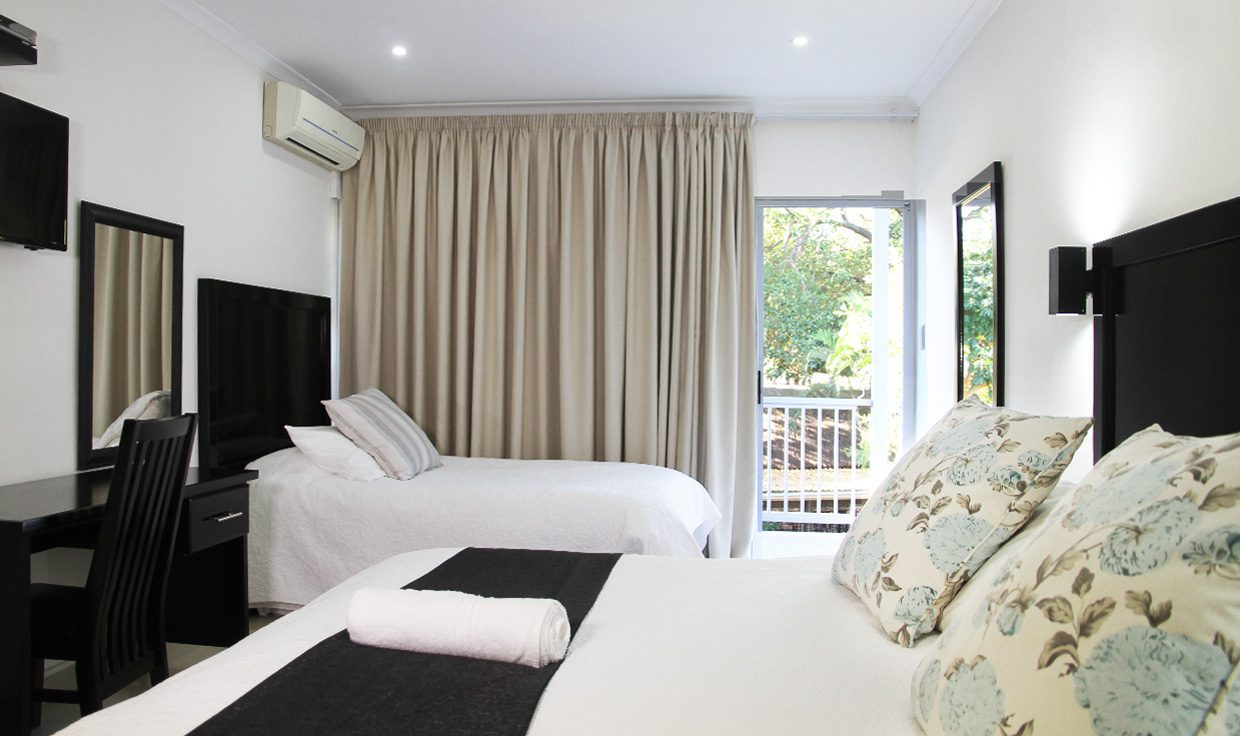 durban accommodation boutique hotel family room